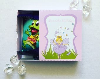 Fairy matchboxes