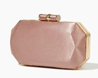 Wedding Clutch, Party Clutch, Bridal bag, bridal clutch, Evening bag, Evening clutch,Satin Clutch