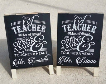 Teacher Appreciation gift idea/ Easel/Dry Erase board