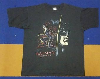 vintage batman return 1992 dc comics
