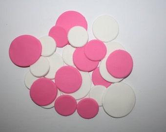 Fondant Circles