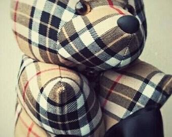 Bear decorative Burberry
