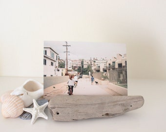Driftwood Photo Block