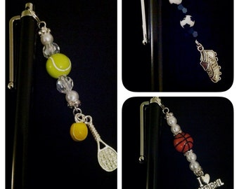 Sport Stylus with Charm by silverlime2013