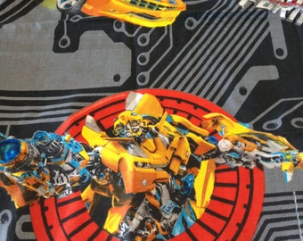 Transformers Bumble Bee Library Bag