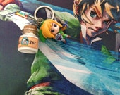 Made to Order! Legend of Zelda KeyChain!