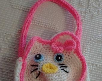 Perfect Hello Kitty Little Girl's Purse