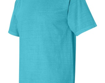 BLANK Short Sleeve Comfort Colors Tee, All Colors, S-3XL