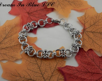 Captured Steel Chainmaille