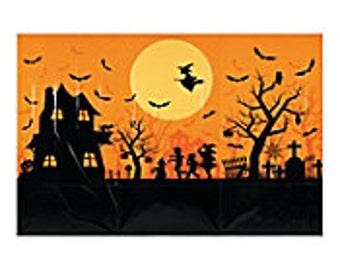 Halloween Backdrop banner / Halloween party