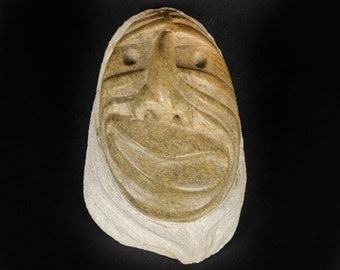 Iroquois Soapstone Carving (292-G31)