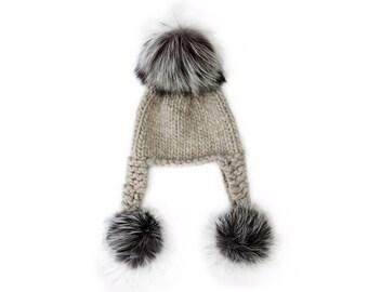 Swiss Miss Trapper Hat