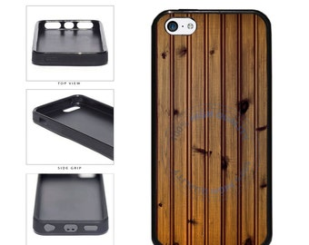 Wooden Stripes Pattern Phone Case - iPhone 4 4s 5 5s 5c 6 6s 6 Plus 7 6s Plus iPod Touch