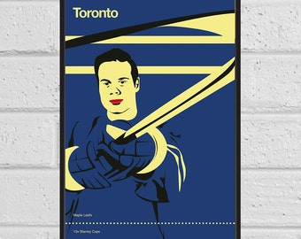 Toronto Maple Leafs A3 print
