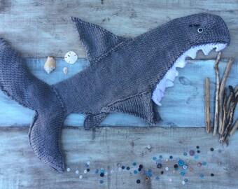 Shark Attack Blanket