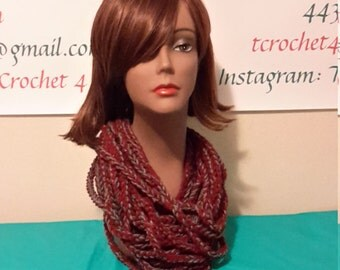 Adult Rope Scarf