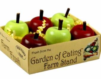 "Farm Fresh Apples, Food Accessories For 18"" Girl Dolls"