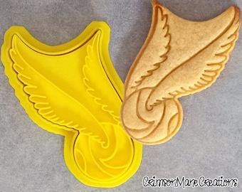 Harry Potter Quidditch Snitch Cookie Cutter