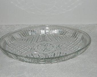 old glass, antique cut glass bowls .vintage dish