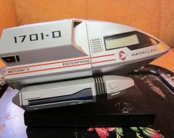 Star Trek Shuttlecraft Alarm Clock (NOT WORKING)