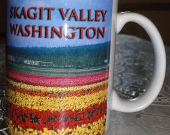 Skagit Valley Washington Mug