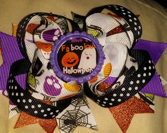 Halloween Boutique Hairbows