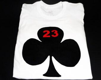 Russel's Lucky 23 Shirt - Gorillaz Inspired