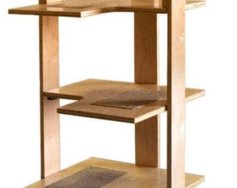 "86"" PurrfecTrends Cat Tower"