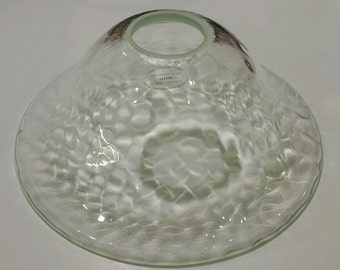 Vianne Glass Light Shades Mouth Blown Made in France