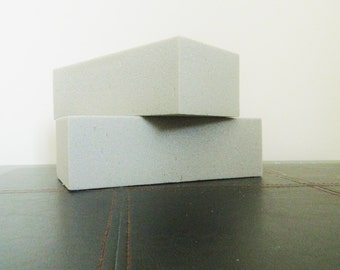 Foam block etsy for Foam block foundation prices