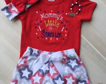 Mommy's Little Sparkler Set