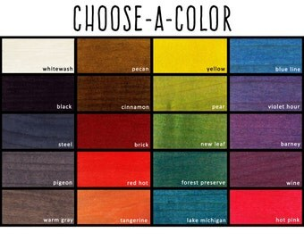 18x24 Frame, Custom Frame, 18x24 Picture Frame, Choose-A-Color, Custom Color Frame, Photo Frame, Custom Picture Frame, 18x24 Photo Frame
