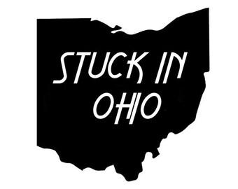 Ohio Vinyl Decal Sticker