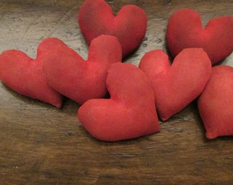 Small Primitive Heart Bowl Fillers