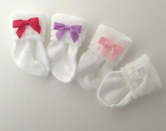 Newborn Girl socks, baby girl socks, newborn socks, newborn girl socks, baby girl socks, socks baby girl, baby socks, baby socks, girl socks
