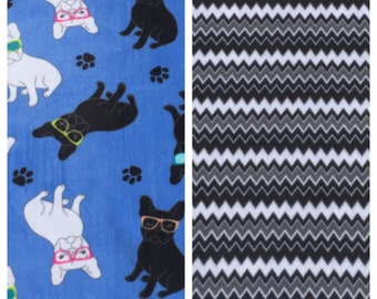 Fleece Medium Dog Blanket(D279)