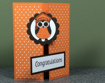 Stampin' Up Handmade Graduation Card