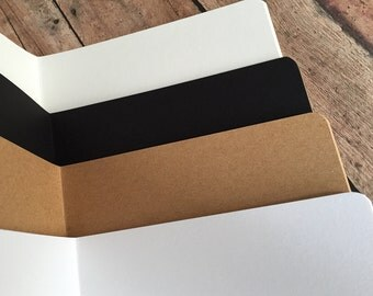 SPECIALTY ART PAPER Bundle for Traveler's Notebooks - Available in 9 sizes