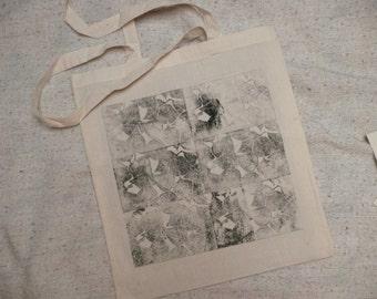 Canvas handmade bag