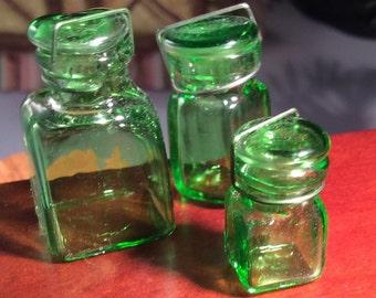 Set Of 3 Canning Jars
