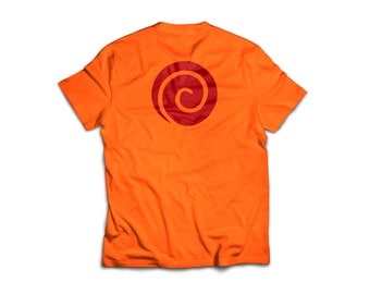 Naruto - Naruto Uzumaki Clan Shirt