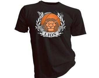 Lion Basketball Tee