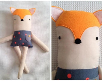Rag Doll- Freya Fox