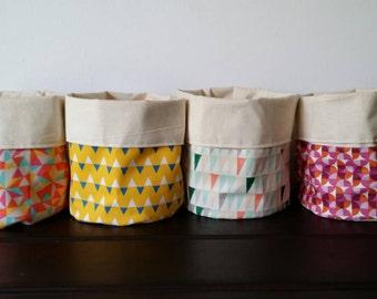Fabric Planter Bag / Storage Bag Set