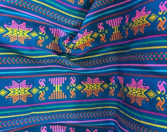 Mexican Acrylic Fabric