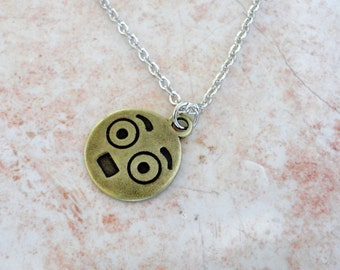 Smiley face necklace, Cute smile necklace, Cute necklace, Smiley face, Smile face, Smile Jewelry, Happy Face, Emoji necklace
