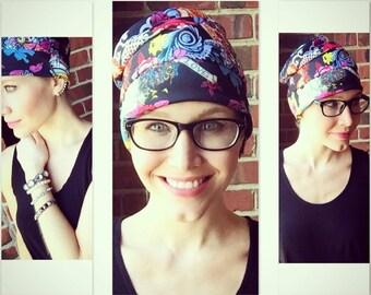 Rockin' Glam Chemo Hat