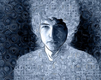 """Bob Dylan """"Tangled Up In Blue"""""""
