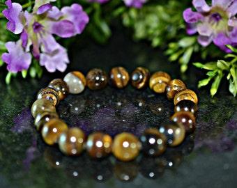 Amazing! Tiger Eye Bracelet