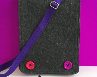 My Satchel - Purple